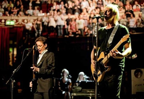 Bruce and Paul Aim High Weller Wednesday Lyriquediscorde