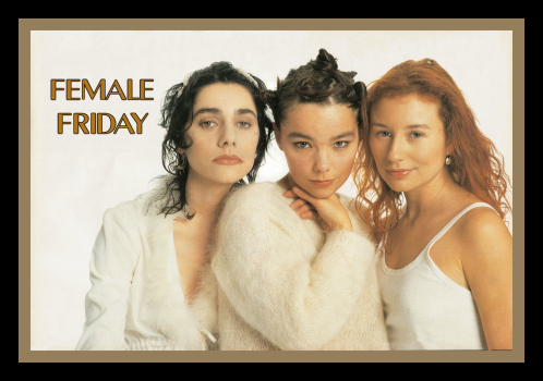 Female Friday Lyriquediscorde Header