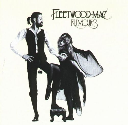 Fleetwood Mac Rumours Gold Dust Woman