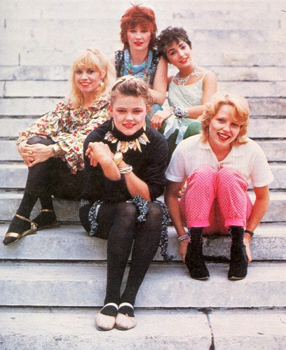 The Go-Go's Female Friday