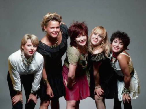 The Go-Go's Female Friday Lyriquediscorde