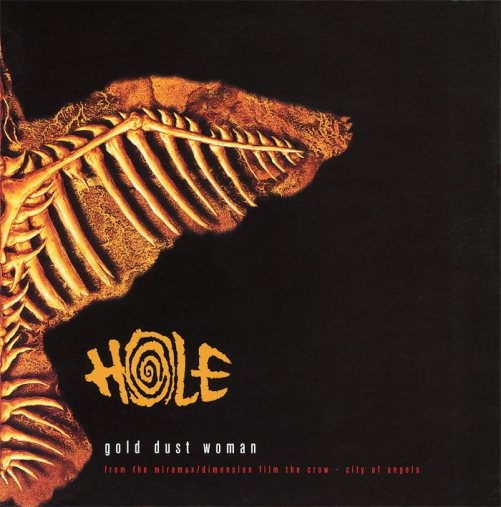 Hole Gold Dust Woman Single Under the Covers