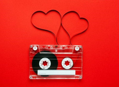 Valentine's Day Mix Tape Playlist Lyriquediscorde