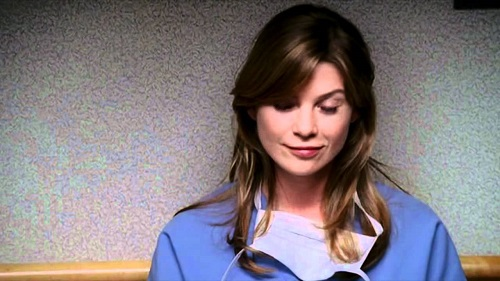 Meredith Grey Portions for Foxes RK SOTD LD