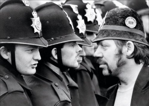 1984 Miners' Strike Weller Wednesday