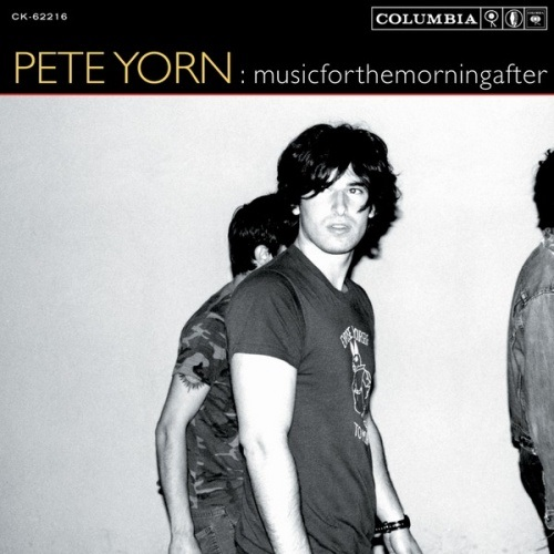musicforthemorningafter Pete Yorn Top 20 Leaving Earth on a Spaceship Albums Music Listography Lyriquediscorde
