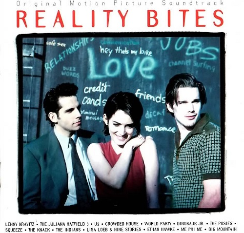 Reality Bites Soundtrack Cover Soundtracks Saturday Lyriquediscorde
