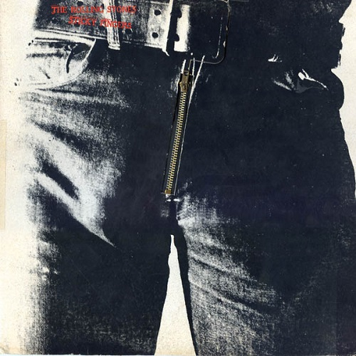 The Rolling Stones Sticky Fingers Top 20 Leaving Earth on a Spaceship Albums Music Listography Lyriquediscorde