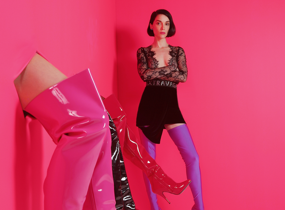St Vincent New York Song of the Day Lyriquediscorde