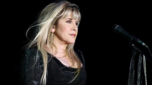 Stevie Nicks Gold Dust Woman Under the Covers