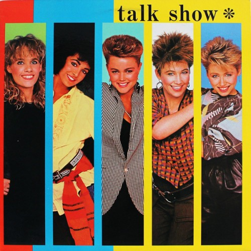 The Go-Go's Talk Show Female Friday