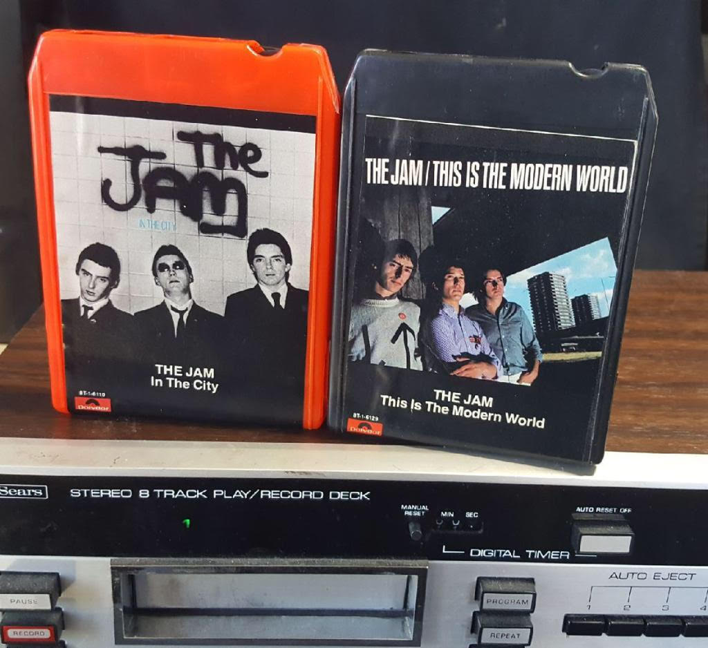 The Jam 8-Track Throwback Lyriquediscorde