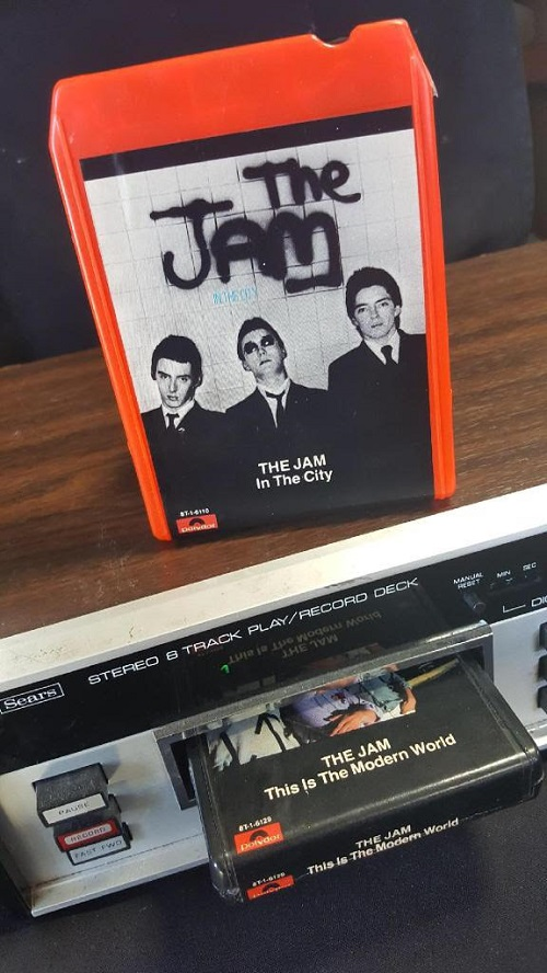 The Jam In the City 8-Track Throwback