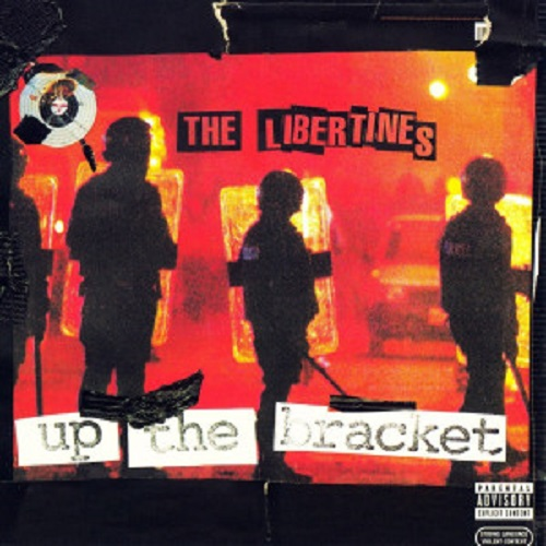 Up the Bracket The Libertines Top 20 Leaving Earth on a Spaceship Albums Music Listography Lyriquediscorde
