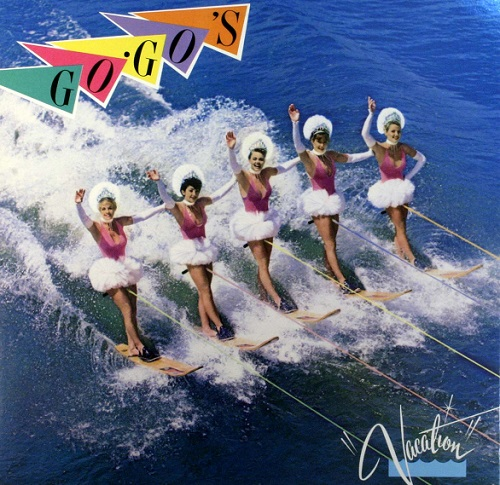 The Go-Go's Vacation Female Frida