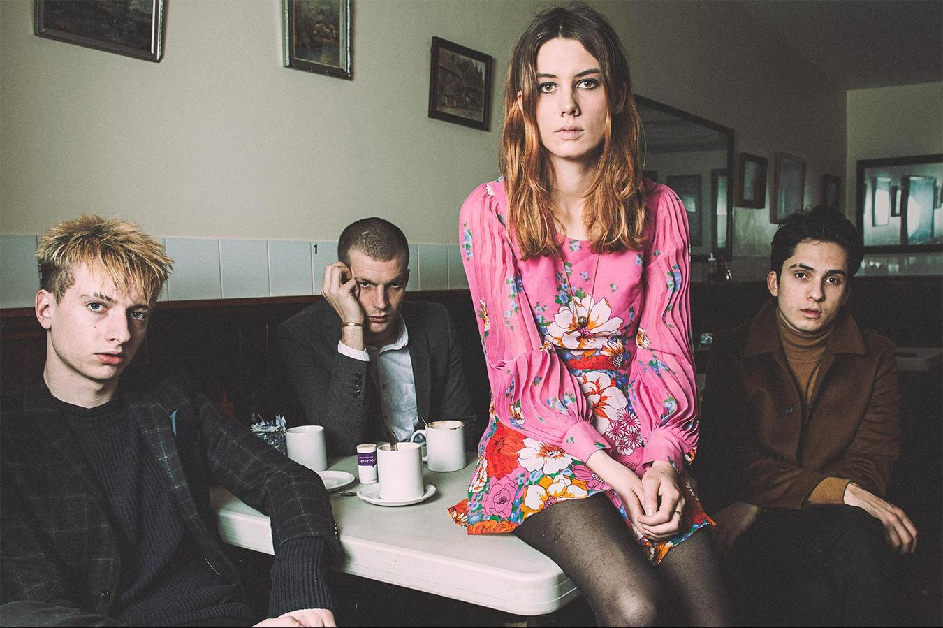 Wolf Alice Turn to Dust Song of the Day Lyriquediscorde