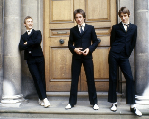 The Jam 1977 8-Track Throwback