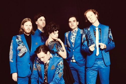 Arcade Fire We Don't Deserve Love Top 5 Music Obsessions Song 2