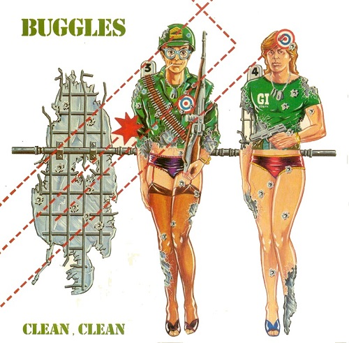 Clean Clean The Buggles New Wave on Mondays