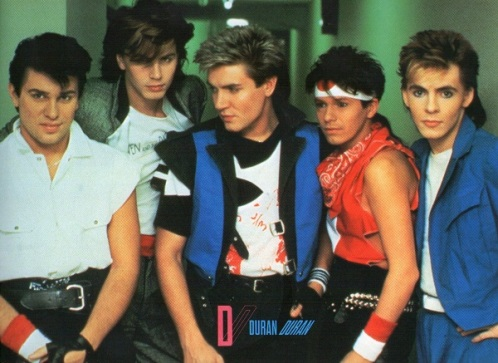 Duran Duran Top 10 Tuesday