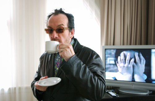 Elvis Costello Watching the Detectives Coffee Fueled