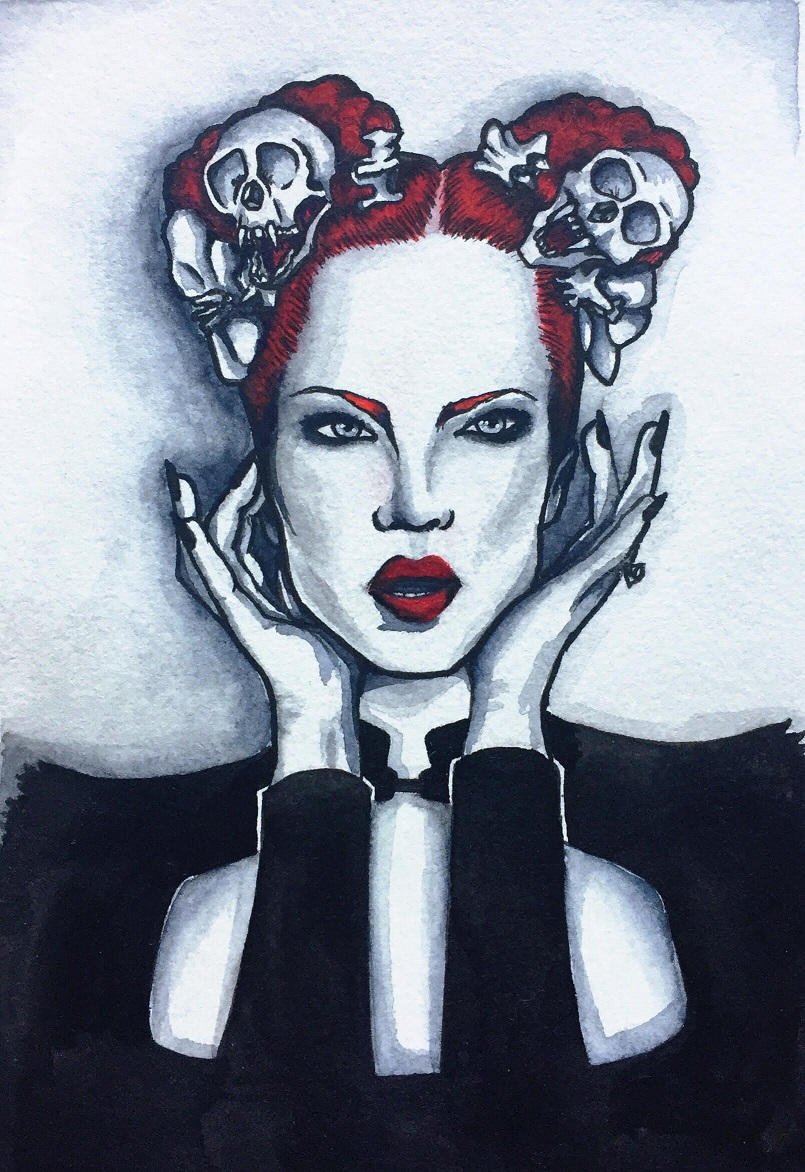Shirley Manson Female Friday