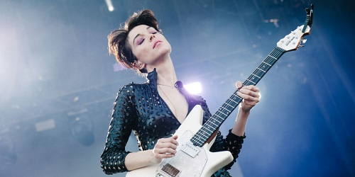 St Vincent Los Ageless Top 5 Music Obsessions Song 3 Lyriquediscorde
