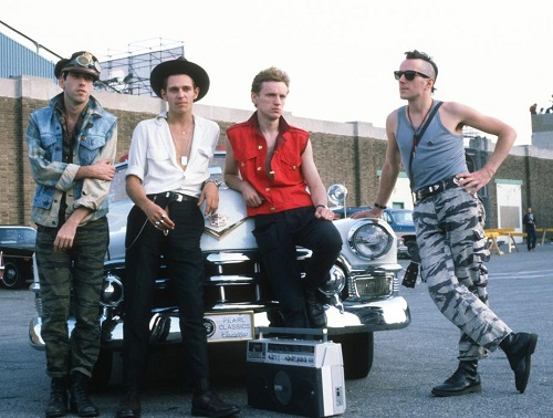 The Clash Should I Stay Or Should I Go Top 5 Music Obsessions Song 4 Lyriquediscorde