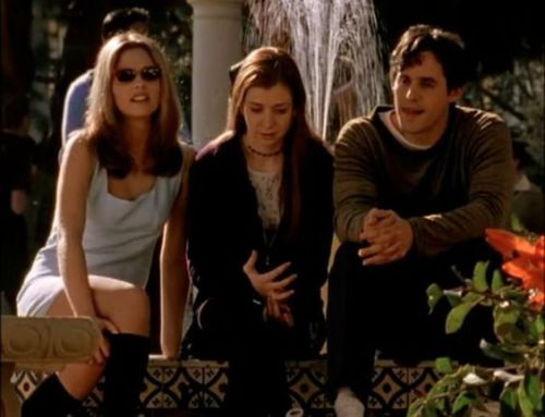 The Scoobies Buffy the Vampire Slayer