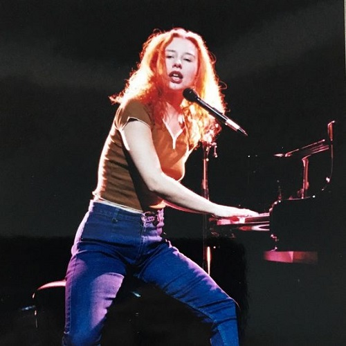 Tori Amos Led Zeppelin Cover