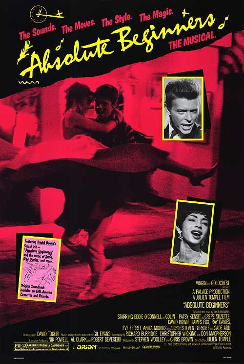 Absolute Beginners Movie