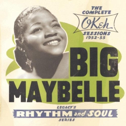 Big Maybelle Okeh Records