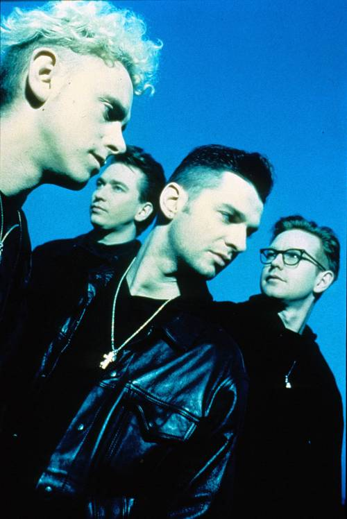 Depeche Mode Clean Bare Version Top 5 Music Obsessions Song 2