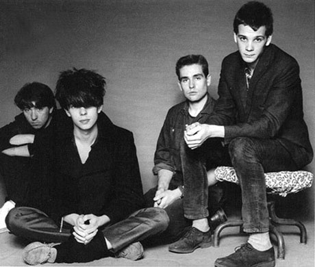 Echo and the Bunnymen Silver Top 5 Music Obsessions Song 1
