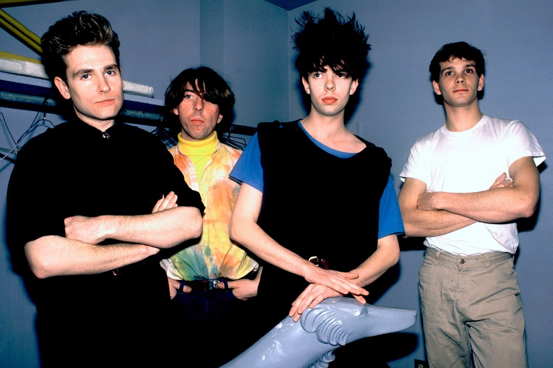 Echo and the Bunnymen Silver Top 5 Music Obsessions