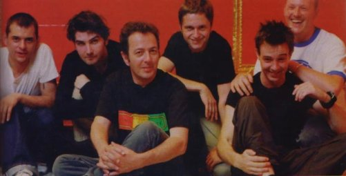 Joe Strummer and the Mescaleros Johnny Appleseed Top 5 Music Obsessions Song 3