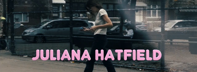 Juliana Hatfield A Little More Love Song of the Day