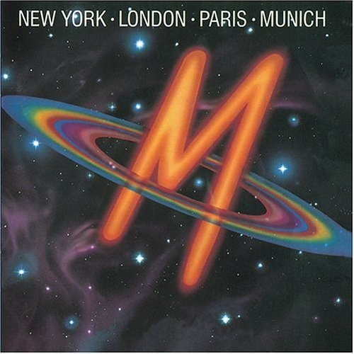 M New York London Paris Munich Album