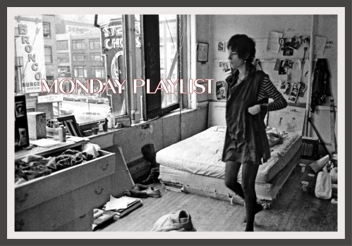 Monday Playlist Lyriquediscorde