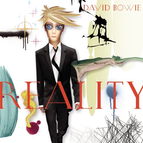 Reality David Bowie Song of the Day