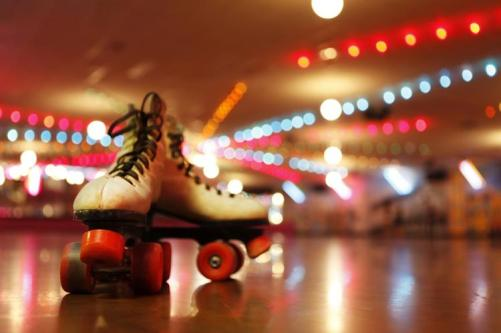 Roller Skating 80s First Wave On Mondays