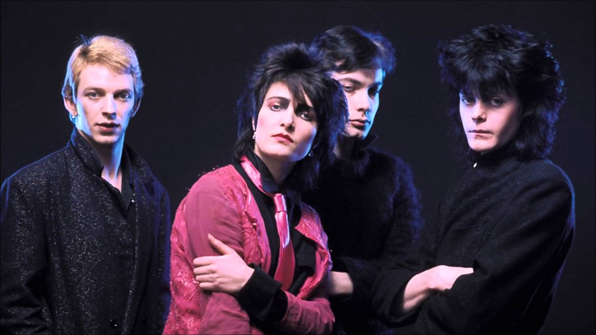 Siouxsie And The Banshees First Wave On Mondays