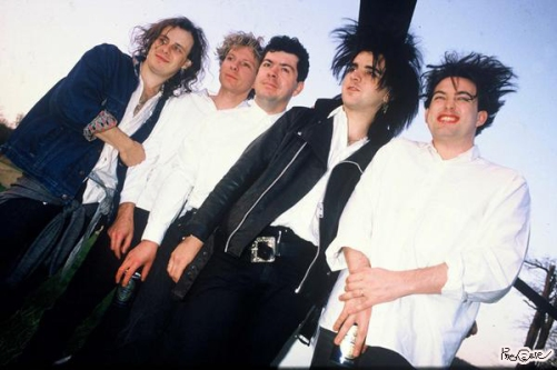 The Cure Catch Top 5 Music Obsessions Song 3
