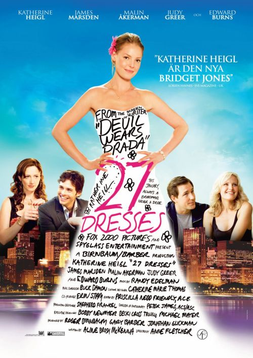 27 Dresses Poster LD Movies