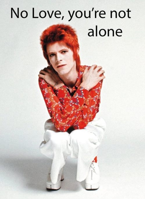 David Bowie Rock and Roll Suicide Song of the Day