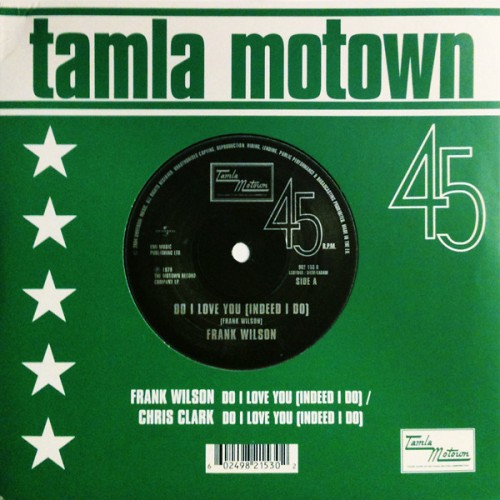 Do I Love You Tamla Northern Soul Monday