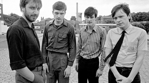Joy Division Love Will Tear Us Apart Top 5 Music Obsessions