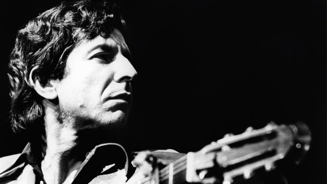 Leonard Cohen Song of the Day May 21 Lyriquediscorde