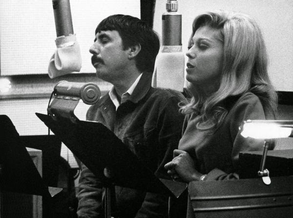 Nancy Sinatra and Lee Hazlewood Top 5 Music Obsessions