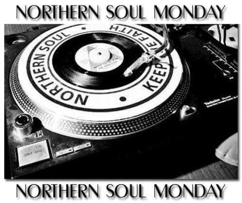 Northern Soul Monday Header
